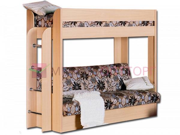Диван-кровать двухъярусная как сделать