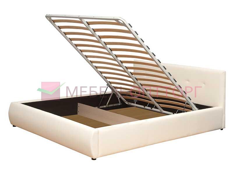 b219fae00e012 Купить кровать с подъемным механизмом 160х200 недорого со склада в спб
